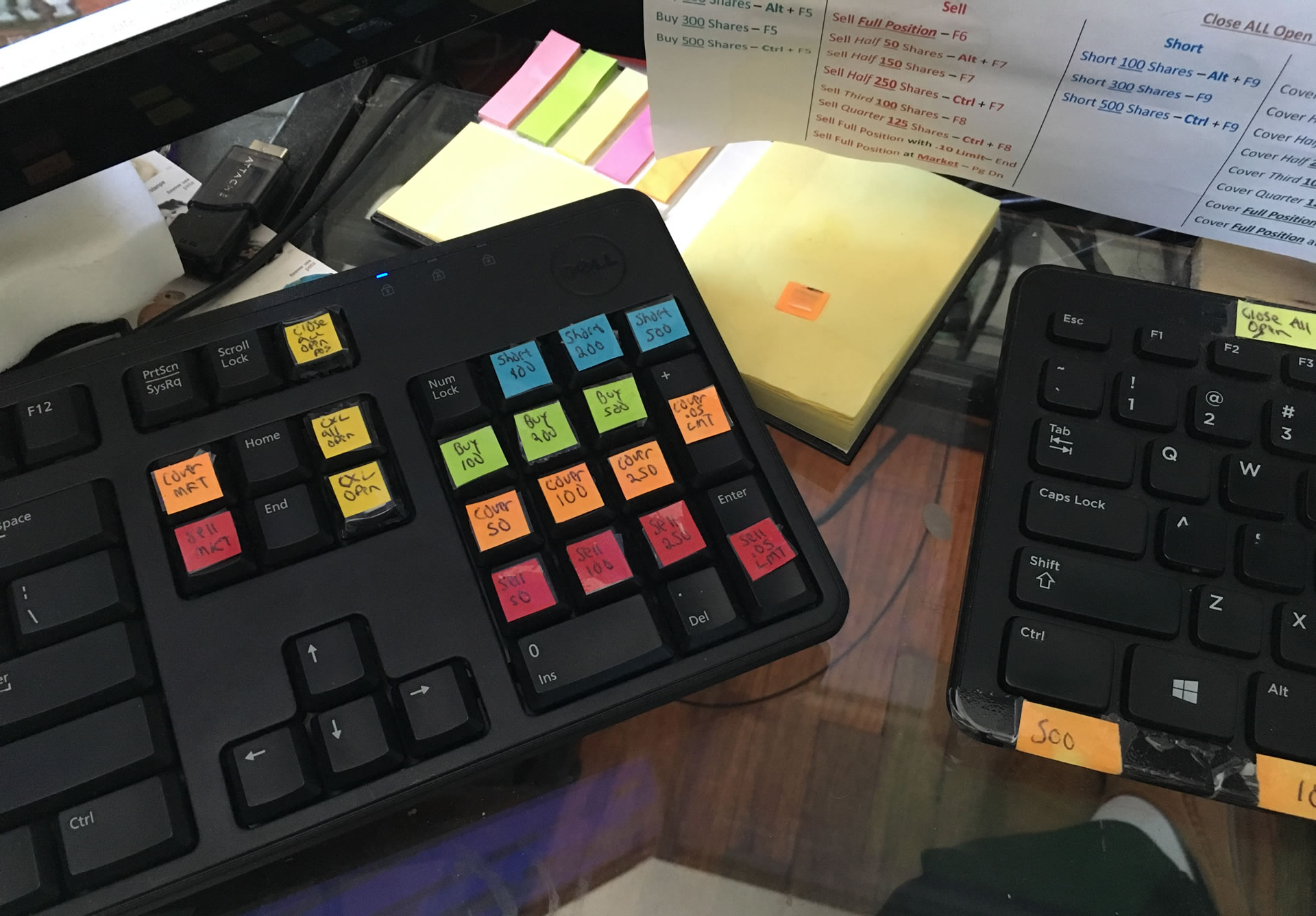 Custom Keyboard with HIDMacros - Day Trading Hardware